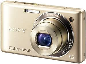ソニー SONY デジタルカメラ Cybershot W380 ゴールド DSC-W380/N