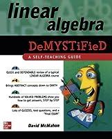 Linear Algebra Demystified【洋書】 [並行輸入品]