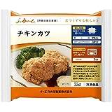 【冷凍介護食】摂食回復支援食あいーと チキンカツ 78g