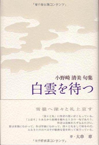 白雲を待つ―小野崎清美句集 (百鳥叢書)