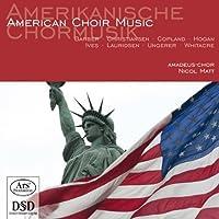 American Choir Music by BARBER SAMUEL / COPLAND AARON (2010-01-23)