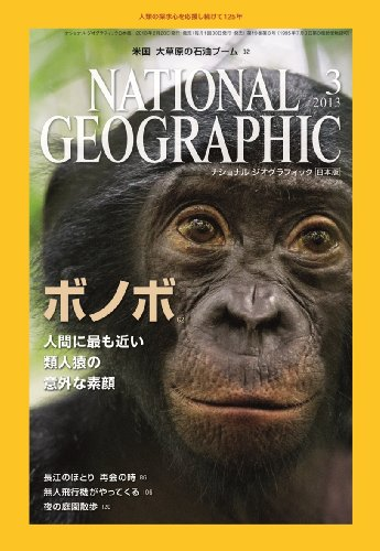 NATIONAL GEOGRAPHIC (ナショナル ジオグラフィック) 日本版 2013年 03月号 [雑誌]の詳細を見る