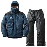 ロゴス リプナー タフ防水防寒スーツ フォルテ 30369283 ネイビー M
