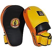 MughalsカーブProパンチミットボクシング、MMA、タイ式、用Krav Maga