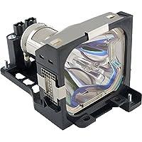 emazne vlt-xl30lpプロジェクタ用交換ランプ互換性ハウジングfor三菱xl25u
