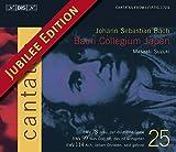 Bach: Cantatas, Vol 25 (BWV 78, 99, 114) by Bach Collegium Japan (2004-07-20)