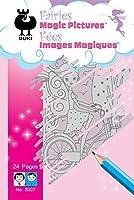 Buki Medium Activity Book FAIRIES MAGIC画像