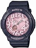 [カシオ] 腕時計 ベビージー Smoky Color Series ネオンイルミネーター BGA-131-8BJF