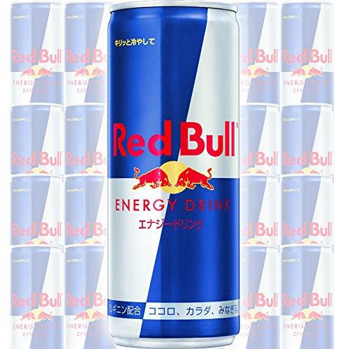 レッドブル エナジードリンク 250ml ×24本(1ケース) Red Bull Energy Drink