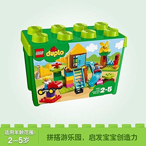 """[해외]레고 (LEGO) 듀뿌로 미도리의 컨테이너 슈퍼 디럭스 """"커다란 공원""""10864/Lego (LEGO) DUPRO Midori Container Super Deluxe """"Okinan dialect 10864"""""""