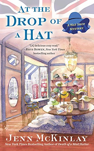 Download At the Drop of a Hat (A Hat Shop Mystery) 0425258912