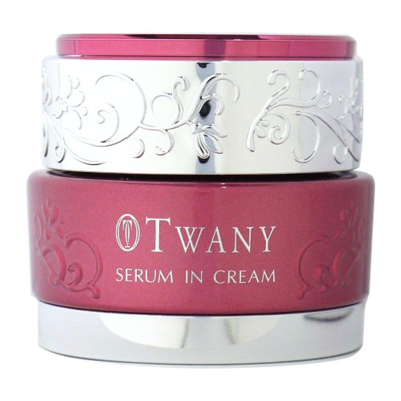分析的な化合物対処するカネボウ トワニー TWANY セラムインクリーム 30g