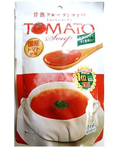 新日配薬品 国産トマトスープ 144g