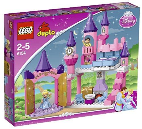 レゴ (LEGO) デュプロ プリンセス シンデレラのお城 6154