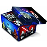 Neat-Oh! LEGO Star Wars Medium Toybox and Playmat