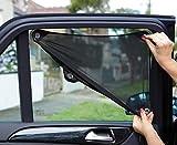 dreambaby ドリームベビー Adjusta - Car Shade マルチ アジャスト カーシェード Black ブラック