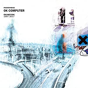 OK COMPUTER OKNOTOK 1997 2017[輸入盤3LP/限定ブルー・ヴァイナル](XLLP868X) [Analog]