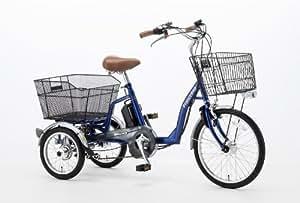 フランスベット Reha tech(リハテック) 電動アシスト三輪自転車 ASU-3WT3