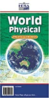 World Physical: Pacific Centred