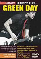 Lick Library - Learn to Play Green Day [Import anglais]