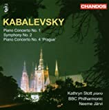 Piano Concertos 1 & 4 / Symphony No 2