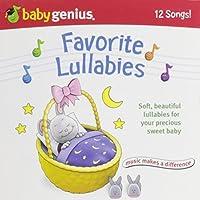 Favorite Lullabies by Baby Genius (2010-05-25)