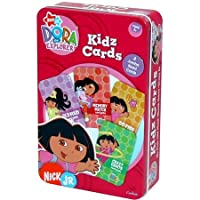 Dora The Explorer Kidz Card Games [並行輸入品]