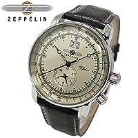 ツェッペリン ZEPPELIN 100周年 記念モデル LZ1 クオーツ メンズ 腕時計 7640-1 [並行輸入品]