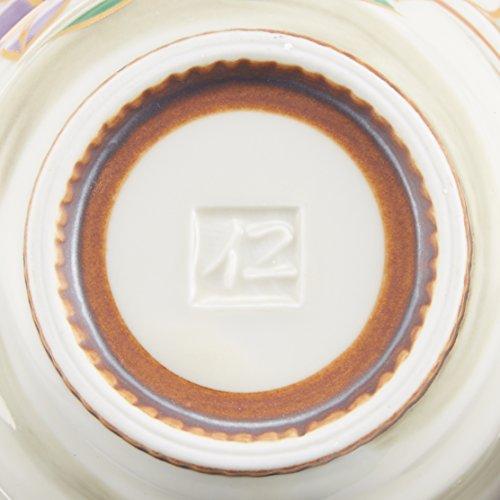 有田焼 仁清風絵変り いっぷく碗皿揃(フリーカップ5個 ソーサー5枚セット)