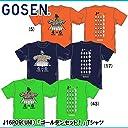 ゴーセン Tシャツ J16P09 2016 M 17/ネイビー