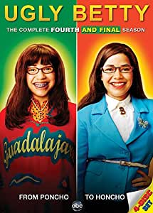 Ugly Betty: The Complete Fourth and Final Season [DVD] [Import]