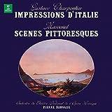 シャルパンティエ:組曲「イタリアの印象」、マスネ:「絵のような風景」(UHQCD)
