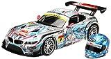 フジミ模型 1/24 GSR 初音ミク BMW (BMW Z4 GT3) 2012 SUPER GT Rd.2 Fuji (1/8スケール ヘルメット付)
