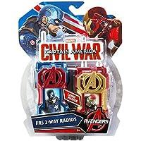 Captain America FRS Walkie Talkies Playset [並行輸入品]