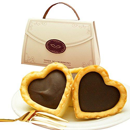 【ホワイトデー】チョコロン 3個入 デザイナーズバッグ チョコ タルト