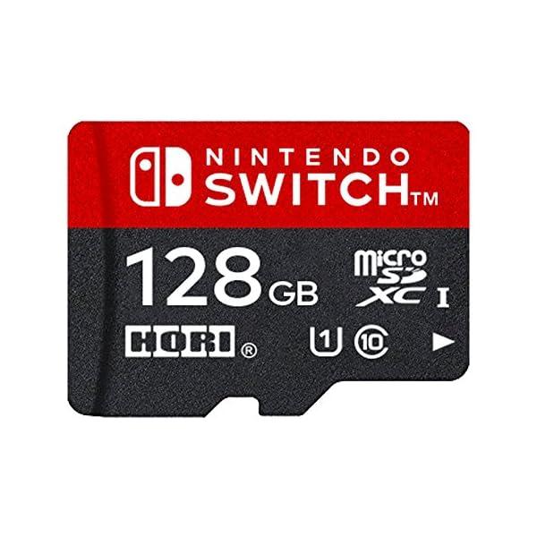 【任天堂ライセンス商品】マイクロSDカード128...の商品画像