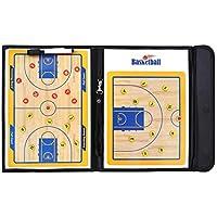 BeREST バスケットボール 作戦盤 basketball タクティクスボード コーチングボード 戦略 指導 折りたたみ マグネット ペン付き