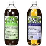 EM生活 EM1 1L & EM2 1L【セット買い】