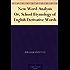 New Word-Analysis Or, School Etymology of English Derivative Words (English Edition)