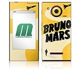 MusicSkins Windows Phone 用保護フィルム Bruno Mars - Rocket Windows Phone MSIS12T006