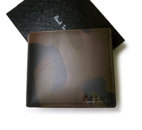 (ポールスミス) Paul Smith 二つ折財布 PA-1025