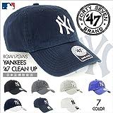 (フォーティセブンブランド) 47 Brand キャップ YANKEES '47 CLEAN UP [RGW17GWS]