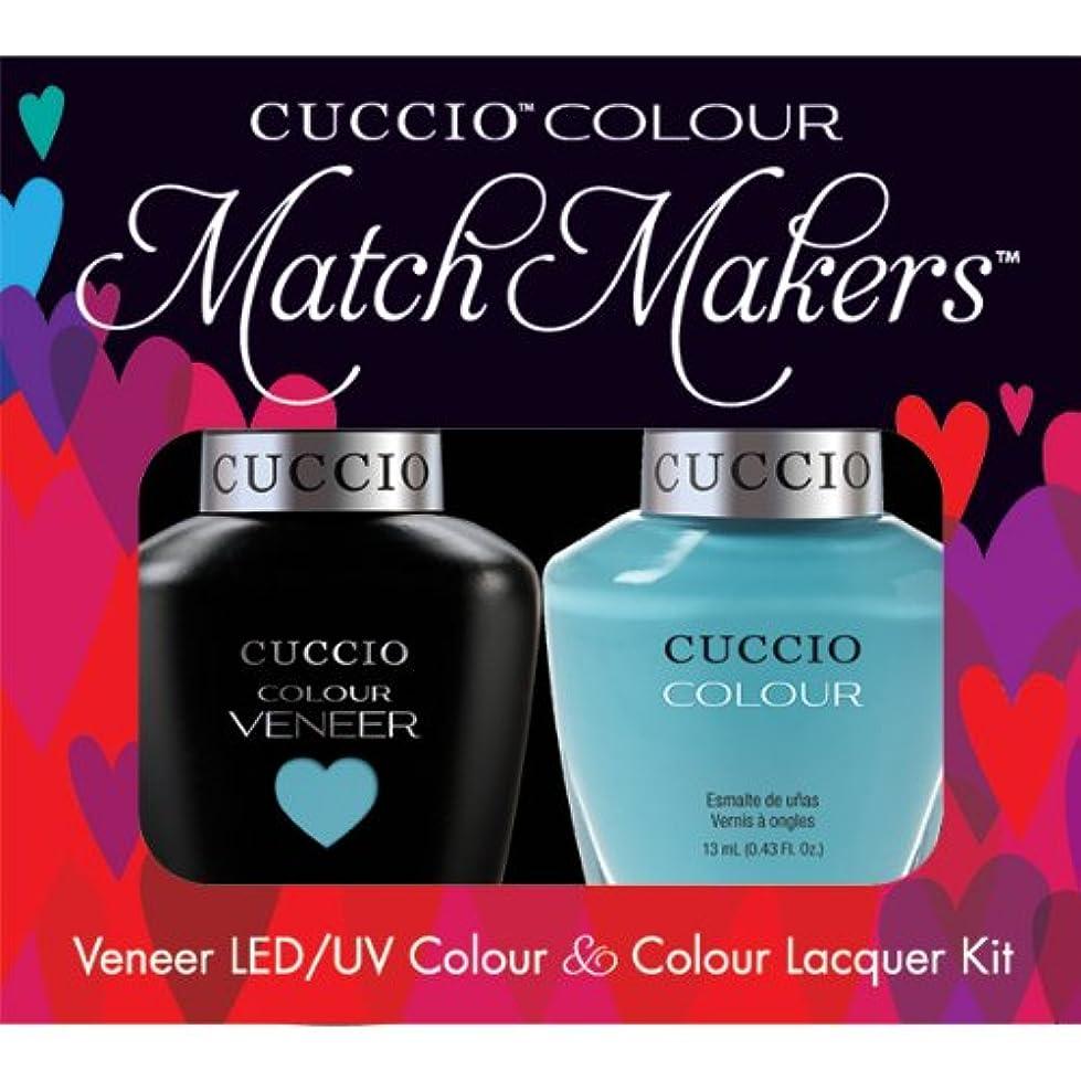 事マイクロ酸素Cuccio MatchMakers Veneer & Lacquer - Make a Wish in Rome - 0.43oz / 13ml Each