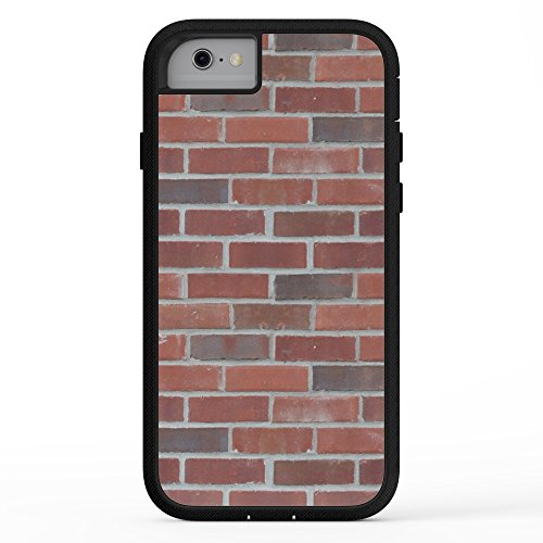 Society6 Brick Wall With Mortar - Red White Adventure Case iPhone 7
