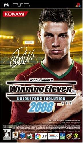 ワールドサッカーウイニングイレブン ユビキタスエヴォリューション 2008 - PSP