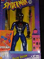 "SPIDER-MAN ""WALL HANGING SPIDER-MAN"" DELUXE 10'""FIGURE"