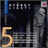 リゲティ・エディション5 自動演奏楽器のための作品集