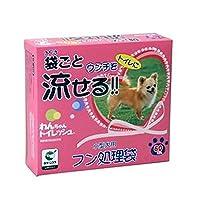 新進社・わんちゃんトイレッシュ・小型犬用・60枚-ペット用品-