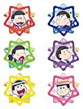 おそ松さん トゥインクルアクリルチャーム BOX商品 1BOX=6個入り、全6種類