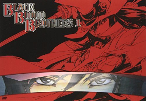 BLACK BLOOD BROTHERS 第1巻 [DVD]